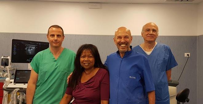 Dagli Stati Uniti e dalla Germania in Umbria per curarsi la tiroide