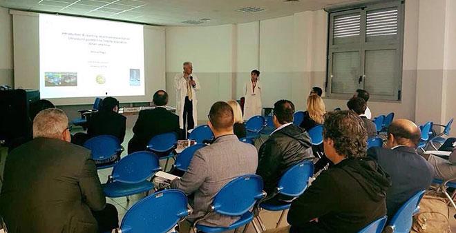 Tiroide: corso internazionale in ultrasonologia e tecniche mininvasive
