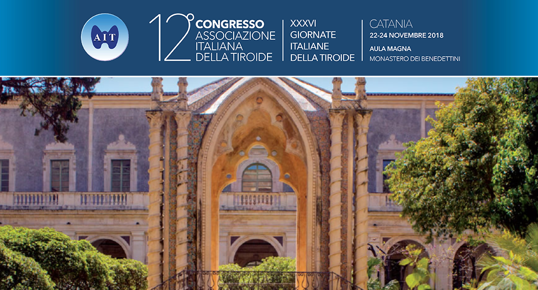 12th Congress of the Italian Thyroid Association – AIT 2018