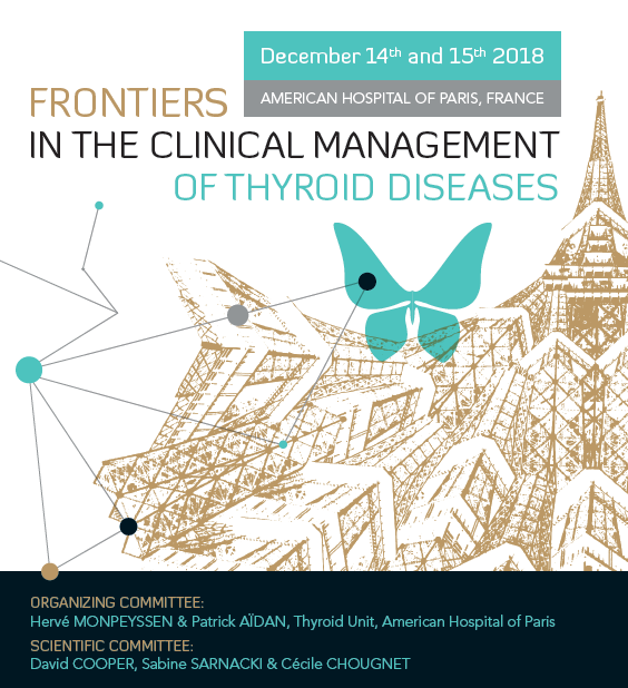Frontiers in the clinical management of thyroid deseases